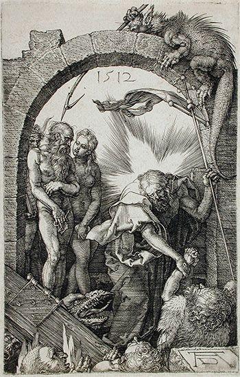 Cristo en el Limbo (1512). Alberto Durero