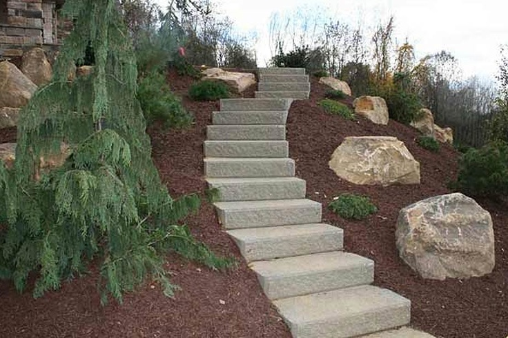 Landscaping Boulders Houston : The best boulder landscape ideas on large