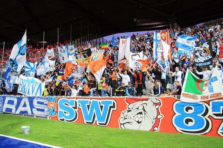 OM / Lille (Ligue 1 4ème journée) South Winners