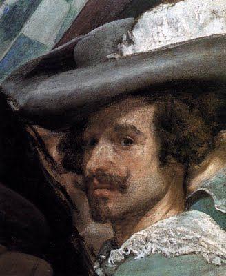 """Detalle de """"La rendición de Breda"""". Diego Velázquez (Museo del Prado)"""