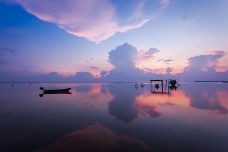 ... blue hour at Jubakar | by Keris Tuah