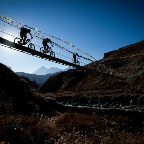 Himalayan mountain biking in Nepal! £1650