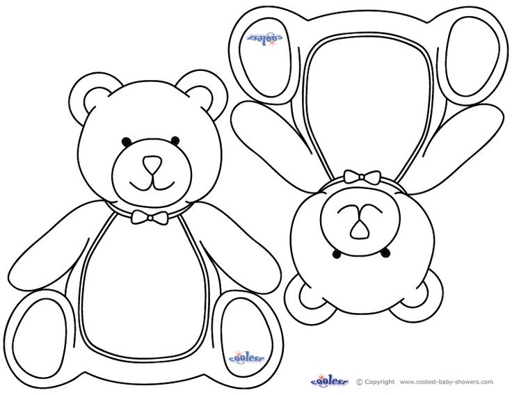 baby shawre teddy bear drawing - Google Search | a foster ...