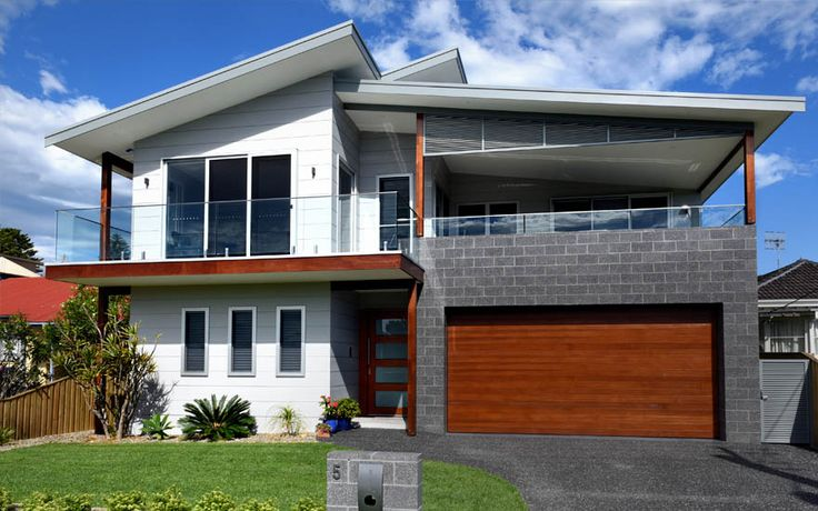 The Perfect Coastal Home For A Seachange | Scyon Wall Cladding And Floors
