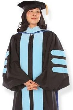 Academic Express Doctoral Regalia Package