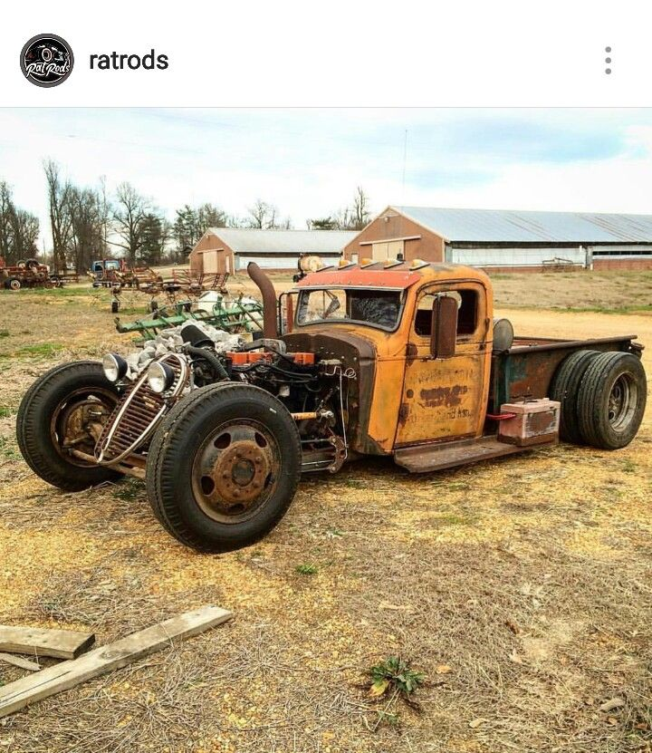 157 Best Images About Rat Rod Dually Trucks On Pinterest