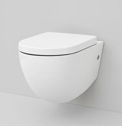 File 2.0, design Meneghello Paolelli Associati. Sanitari sospesi / Wall hung sanitaries . #bathroom #design #bagno #arredo wall-hung WC 36x52