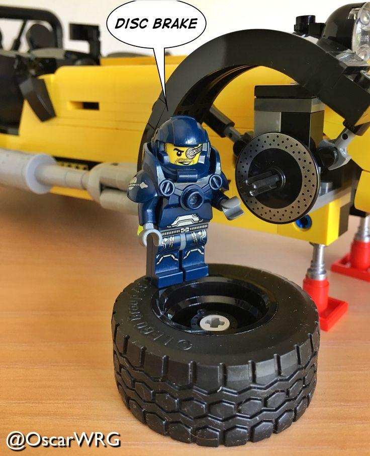 #LEGO_Galaxy_Patrol #LEGO #ideas #LEGOideas #21307 #Caterham #Seven #620R  #CaterhamSeven #Seven620R #CaterhamSeven620R #DiscBrake @lego_group @lego @bricksetofficial @bricknetwork @brickcentral
