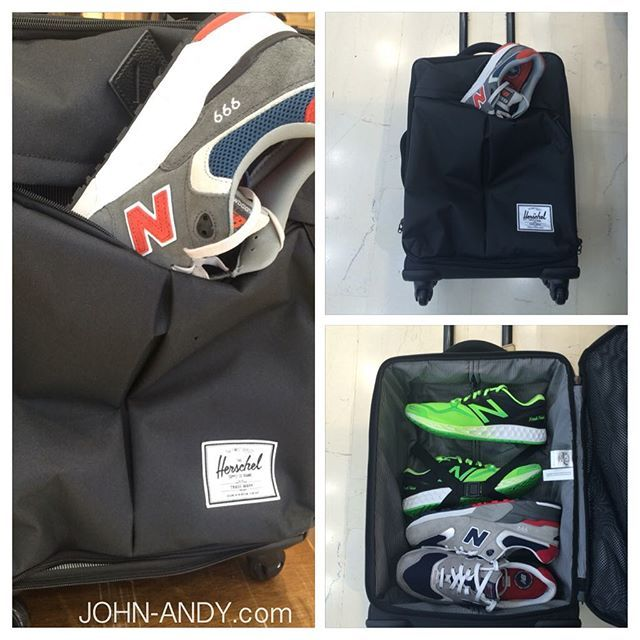#johnandy #newbalance and #herschel #trolley #bag #call_for_orders #00302109703888  https://www.john-andy.com/gr/catalogsearch/result/?q=Trolley