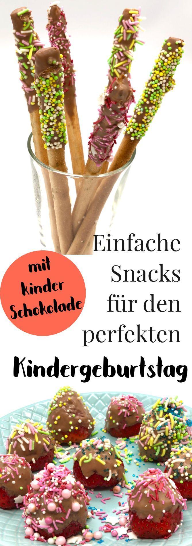 Kindergeburtstagsideen zum Nachmachen und Basteln   – Ideen für den Kindergeburtstag: Einladung, Deko, Spiele und Co
