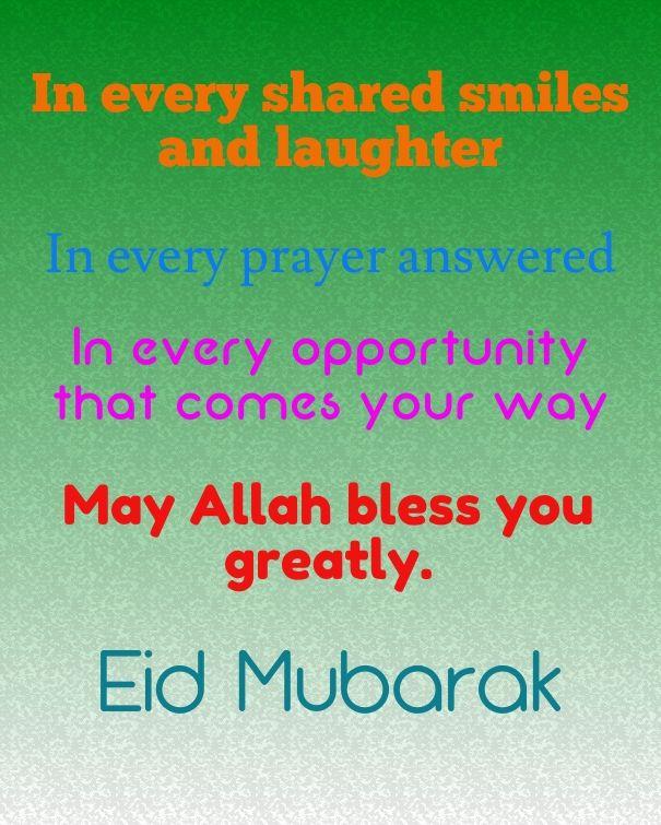 18 best eid mubarak images on pinterest eid mubarak quotes in english eid greetings eid mubarak m4hsunfo