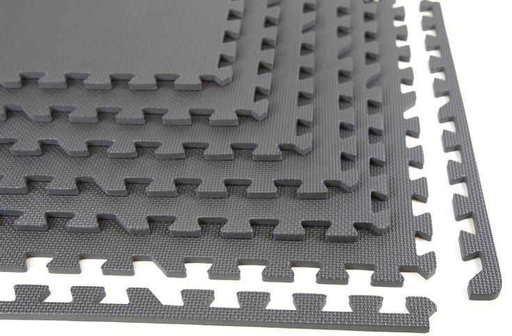 Exercise Tiles-6 Pack- Foam Exercise tiles