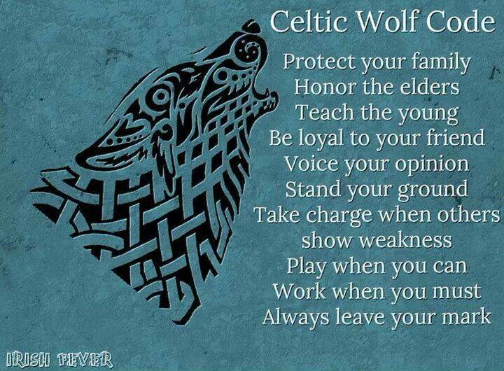 Wolf Quotes About Love wolf quotes about love . quotesgram Irish Loyalty Symbol Tattoo