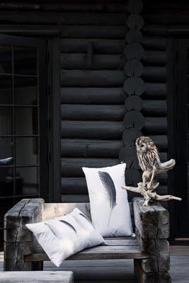 ...: Interior, Idea, Inspiration, Feather Pillows, Outdoor, Feathers, Design, Owls