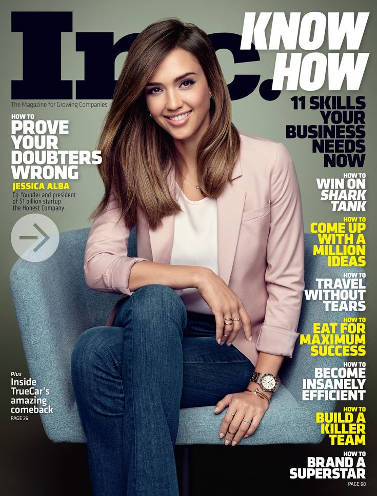 Jessica alba business plan