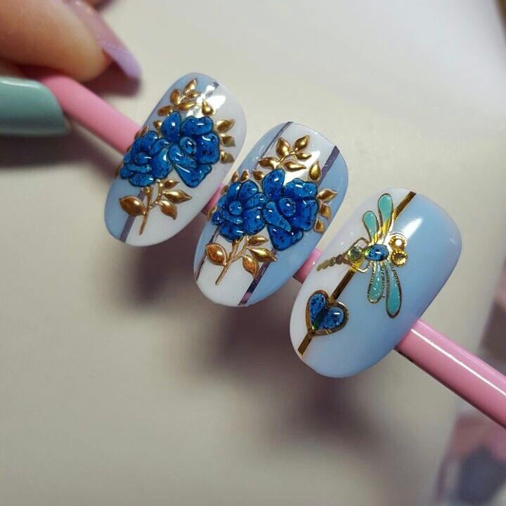 """Polubienia: 112, komentarze: 7 – E.Mi. Казахстан. (@emi_kz) na Instagramie: """"Шикарные украшения на руках ваших клиентов, конечно же это дизайны из курса """"Нейлювелир"""". Хотите…"""""""