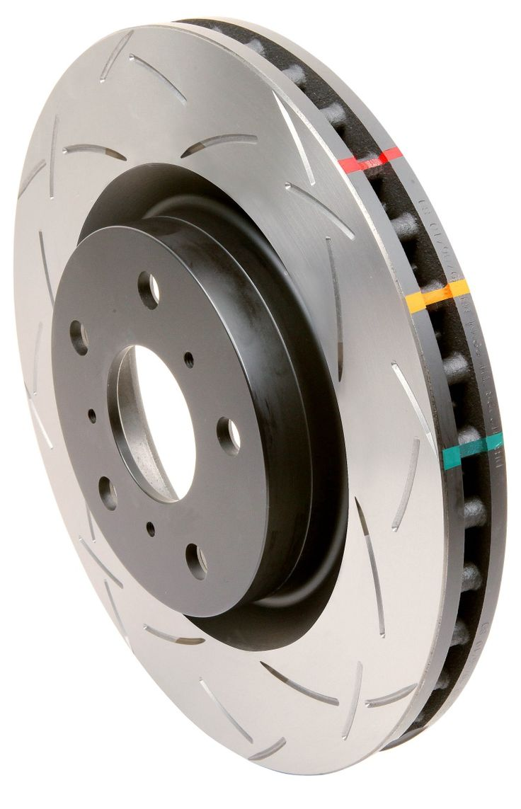 Jeep Grand Cherokee SRT8 DBA T3 4000 Series - T-Slot Uni-Directional Slotted Rotors    Perhaps the highest quality brake rotors on the market. DBA has been known for many years at providing the best stopping power in the industry.