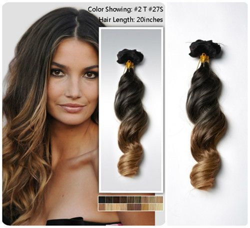 Blog vpfashion:Top 8 Best-selling Cheap Clip in Ombre Human Hair Extensions –