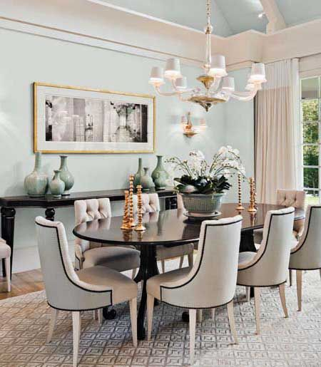 Casual, informal or formal dining ideas sophisticated