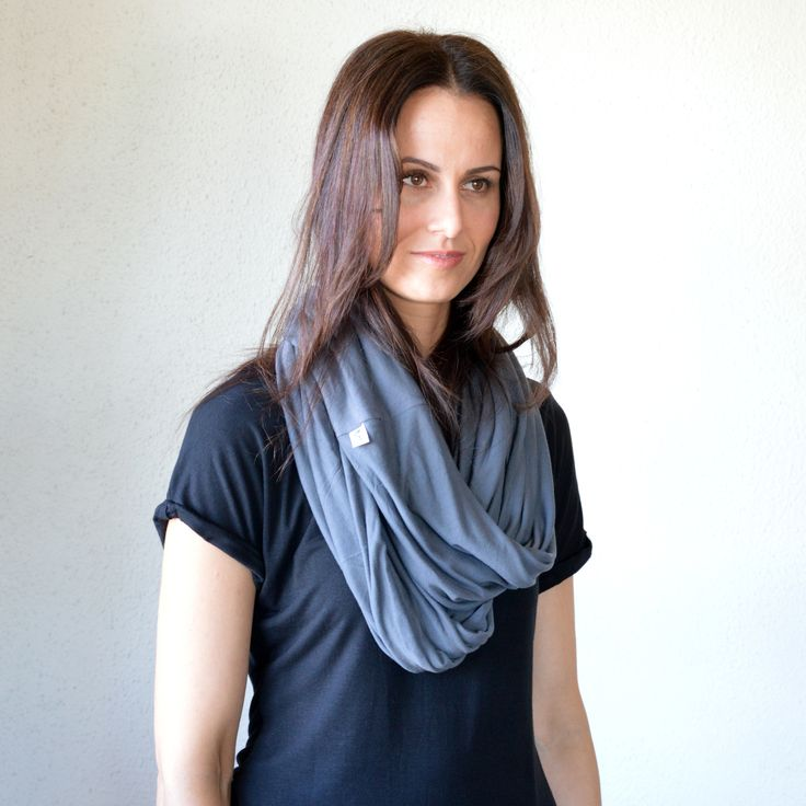 Bamboo infinity scarf (unisex) Shop: http://www.awakenthehaus.com/store/p10/Bamboo_Infinity_Scarf.html