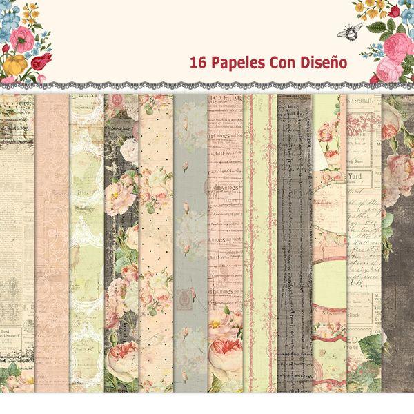 Bocetos De Tarjetas - Oferta Exclusiva Para My Cropping Club
