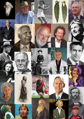 Iconic Australians