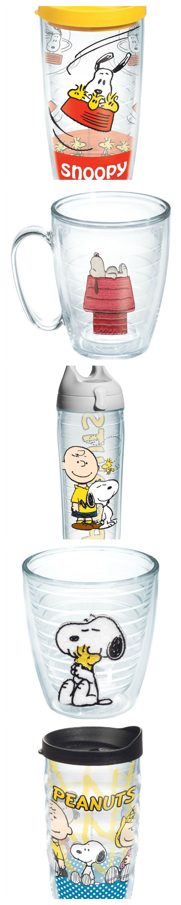 There's nothing like a cool drink on a hot summer's day. Snoopy, Charlie Brown and the Peanuts Gang have teamed up to keep your drink cold with tumblers, mugs, sports bottles and more. Start shopping at CollectPeanuts.com and support our site