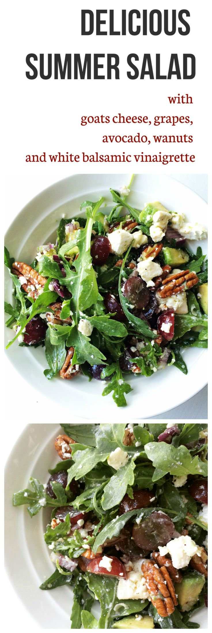 This delicious salad is full of awesome and fresh flavours, perfect for summer.