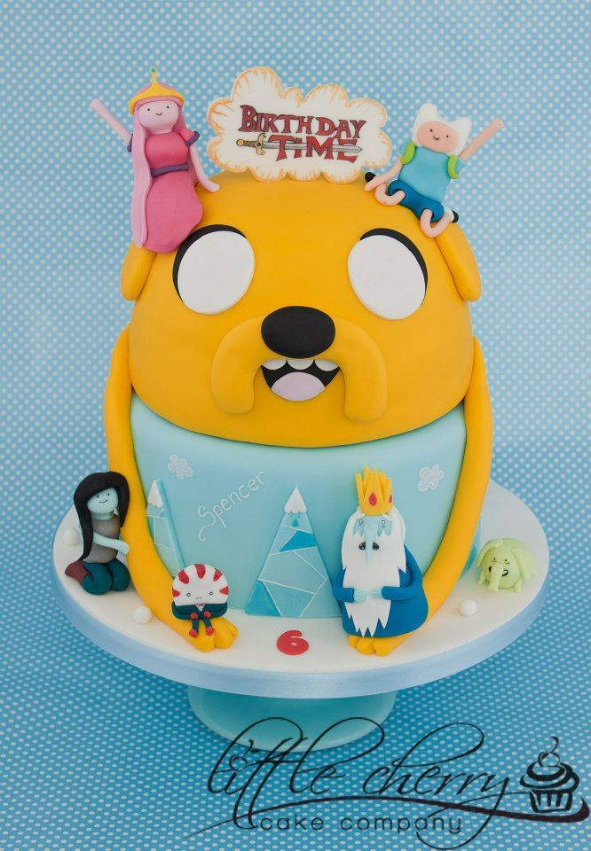 111 best thinkgeek adventure time images on pinterest adventure adventure time cake voltagebd Images