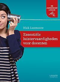 Meer informatie over: Essentiële luistervaardigheden voor docenten
