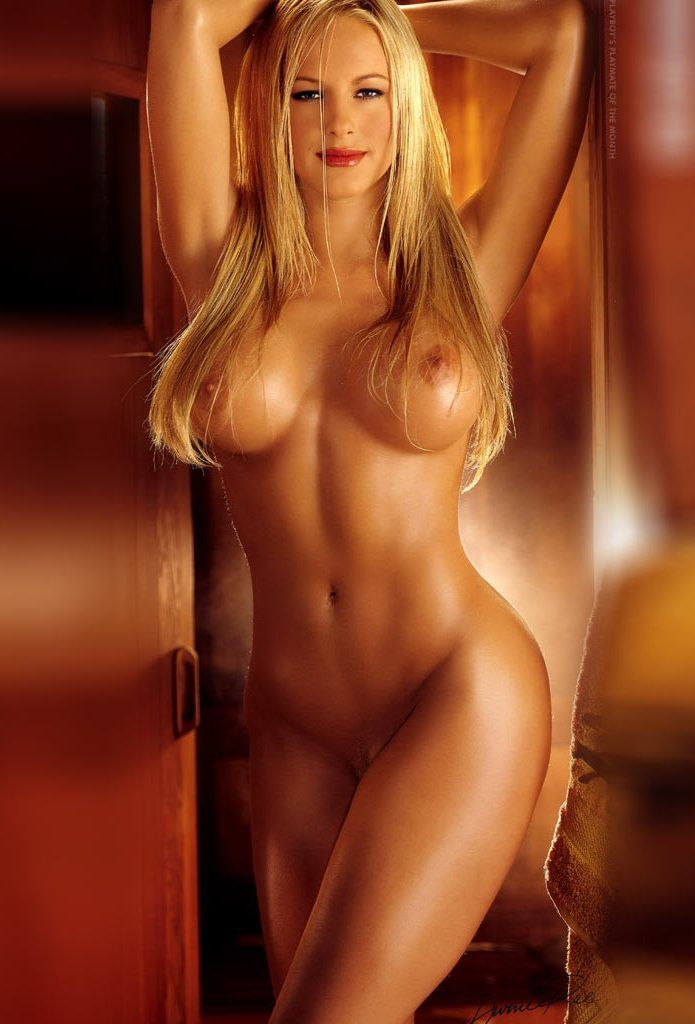naked women using double dildo