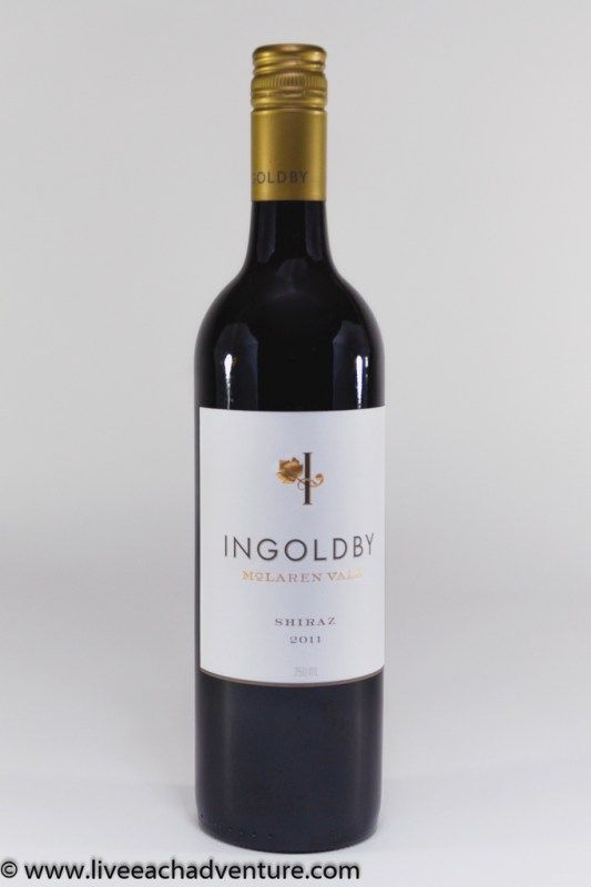 Review of a South Australian Shiraz from the southern region of Adelaide