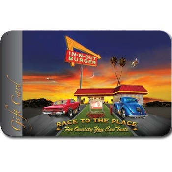 in and out burger gift card an in n out gift card stuff i like pinterest 3900