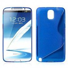 Capa Galaxy Note 3 - Sline Azul  R$21,92