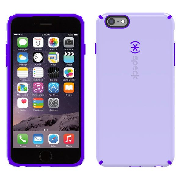 Speck iphone 6/6s case heather purple/ ultravoilet
