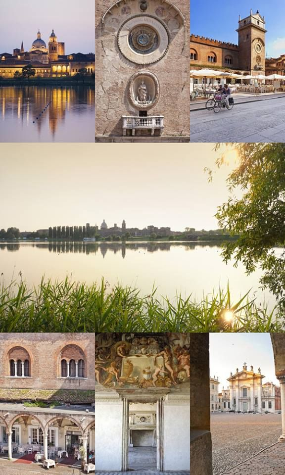 Mantua, Italian capital of culture 2016! Come and visit the city with us