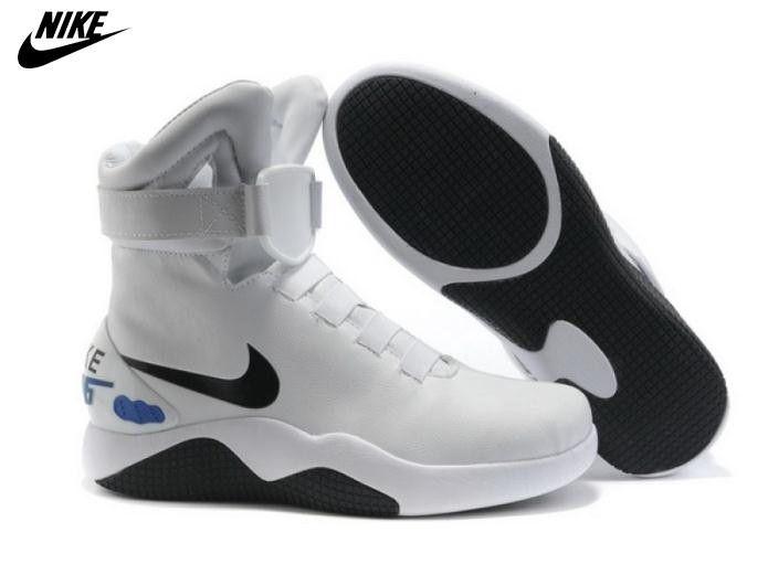 2019 original excepcional gama de estilos hombre Nike Mag White [AAYRV17393] - $114 :   Nike air mag, Nike mag, Sneakers