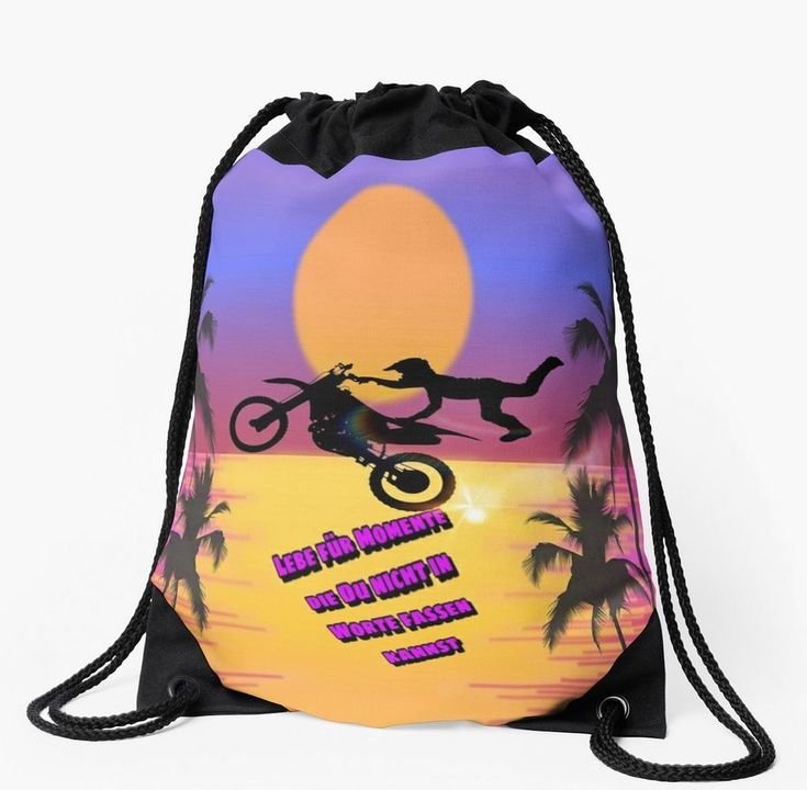 Unique backpack with affirmation. #sprüche #redbubble #backpacks #style #design #quotes #beach #summer
