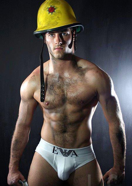 Gay uniform movie monster