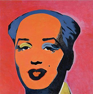 Yu Youhan's Untitled (Mao/Marilyn) (2005)