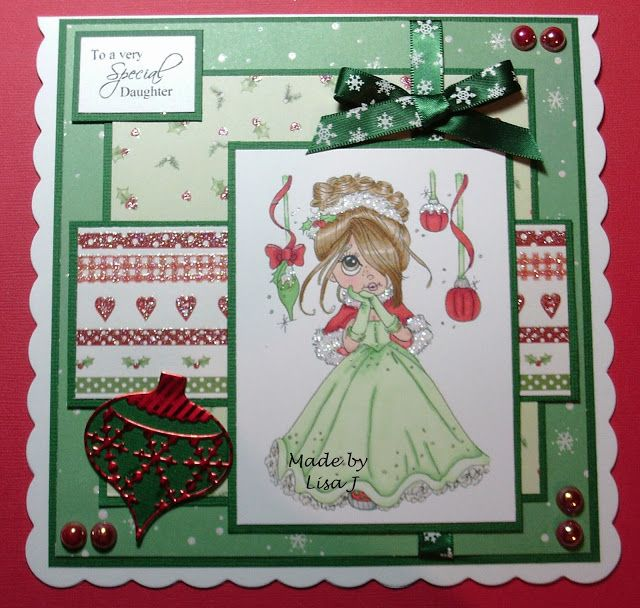 My Crafty Train - Welcome Aboard!: All That Glitter!