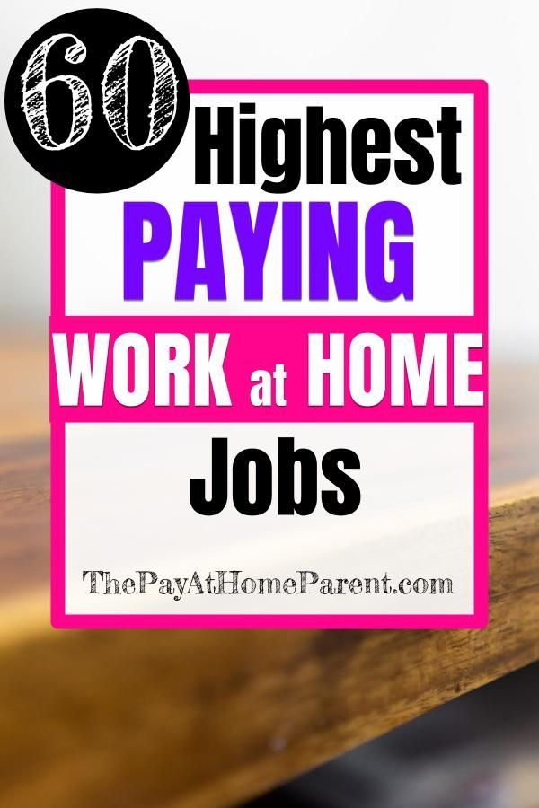 The Best Work From Home Jobs That Are Hiring Immediately Work From Home Jobs Home Jobs Working From Home