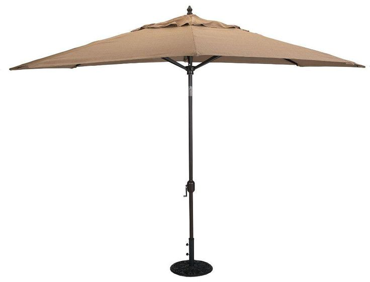 Best Rectangular Patio Umbrellas with Pictures - http://home.blushblubar.com/best-rectangular-patio-umbrellas-with-pictures/ : #ExteriorIdeas Rectangular patio umbrellas have best features in giving accommodation for everyone in the house that available in different large designs just like what this post's pictures show. Clearance and Hampton Bay have many fine offerings when it comes to large rectangular shaped umbrellas for patio in...