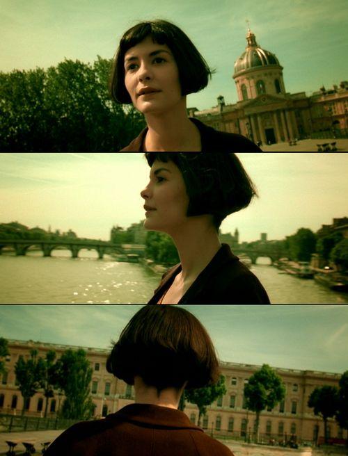 Amelie haircut