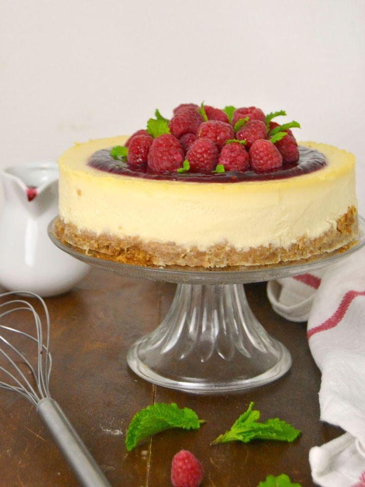 New York cheesecake o tarta de queso americana