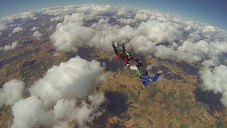 Jumps 42-43 - Skydive Lillo - Calogero Grifasi Skydiving - Paracadutismo - Paracaidismo