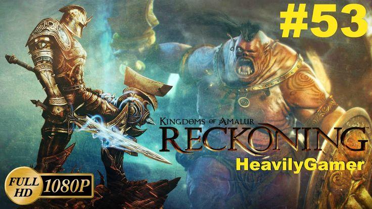 Kingdoms of Amalur Reckoning (PC) Gameplay Walkthrough Part 53: The Lege...