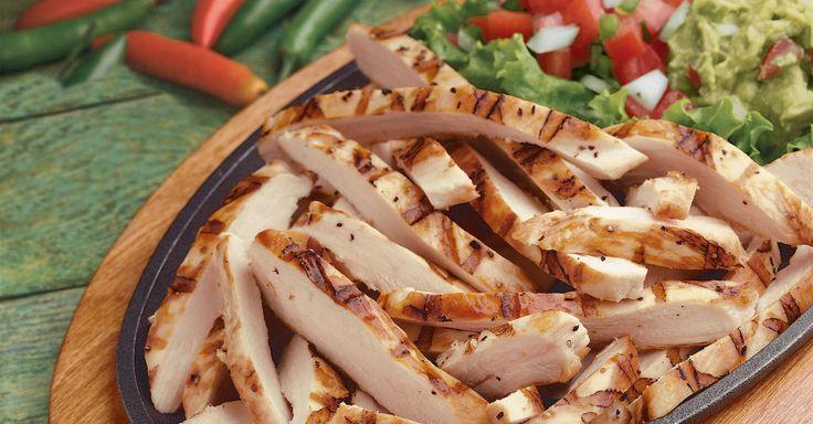 Chicken Breast Fajita Tacos - John Soules Foods