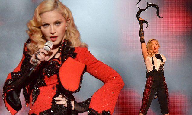 #Madonna announces #RebelHeart tour dates for New Zealand & Australia