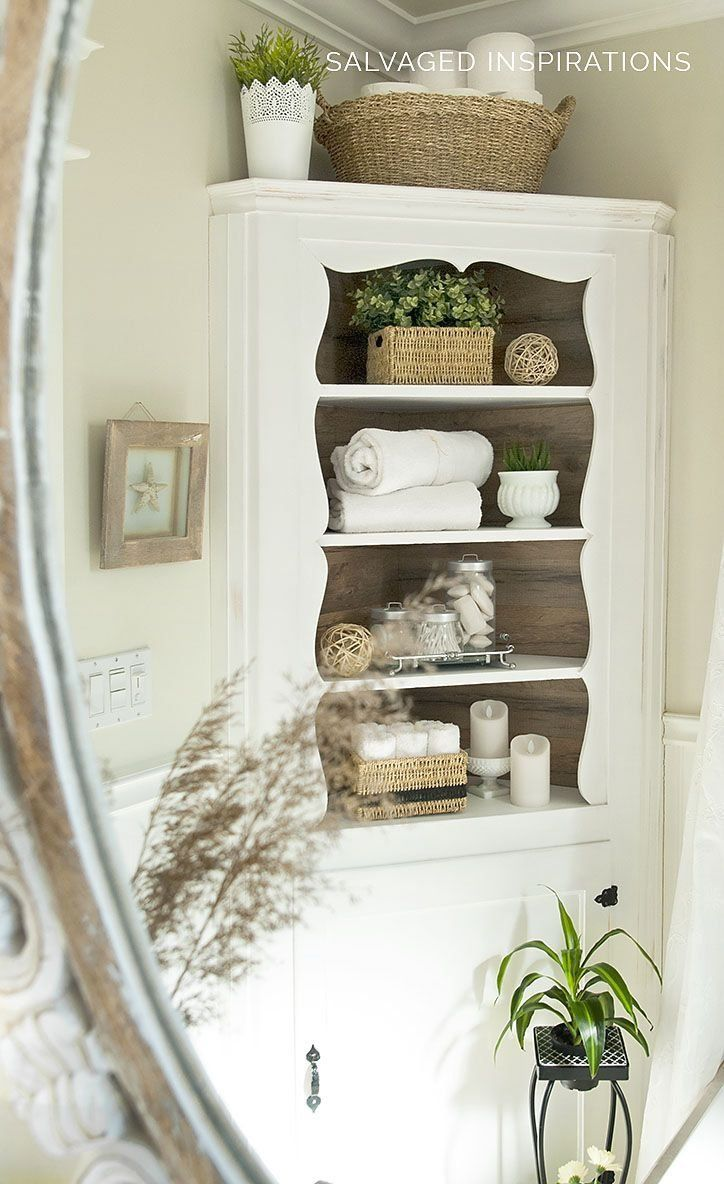 Tall Corner with Lowes Barnwood 1000 in 2020